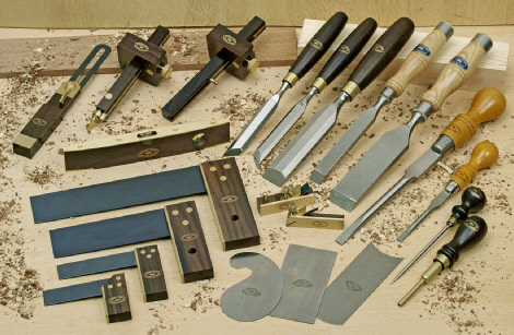 Woodworking Hand Tools Set